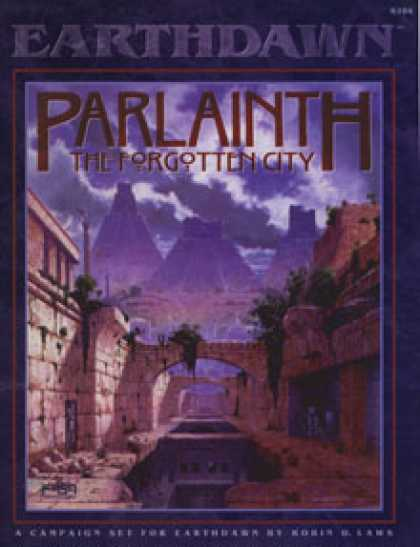 Role Playing Games - Parlainth: The Forgotten City