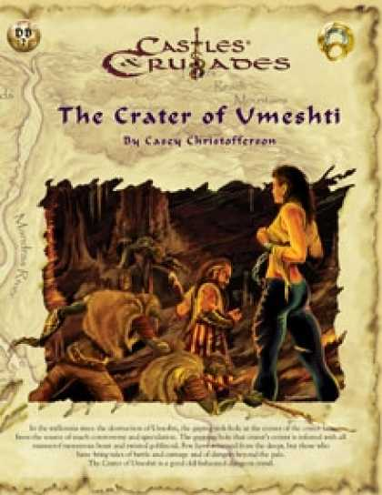 Role Playing Games - C&C DB2: Crater of Umeshti