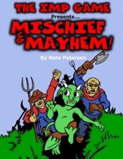 Role Playing Games - The Imp Game - Mischief & Mayhem
