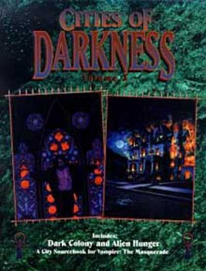 Role Playing Games - Cities of Darkness Volume 3