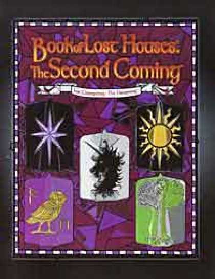 Role Playing Games - Book of Lost Houses: The Second Coming