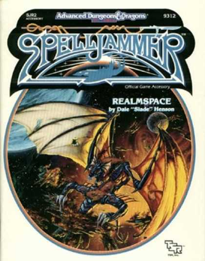 Role Playing Games - Realmspace
