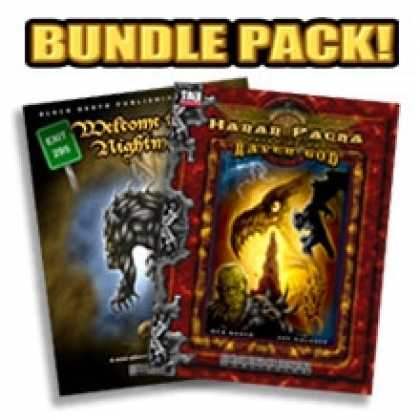 Role Playing Games - Spire-Nightmare [BUNDLE]