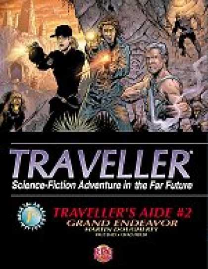 Role Playing Games - Traveller's Aide #2 - Grand Endeavor