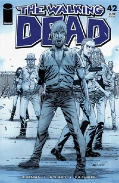 Role Playing Games - The Walking Dead Vol. 42