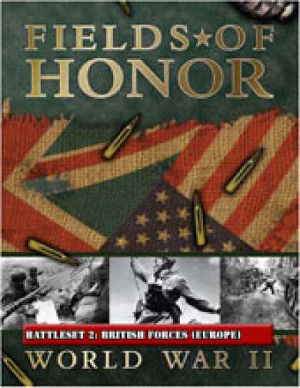 Role Playing Games - Fields of Honor: WWII Battleset 2