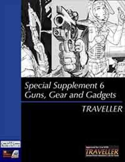 Role Playing Games - Traveller - Special Supplement 6: Guns, Gadgets and Gear