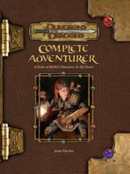 Role Playing Games - Complete Adventurer