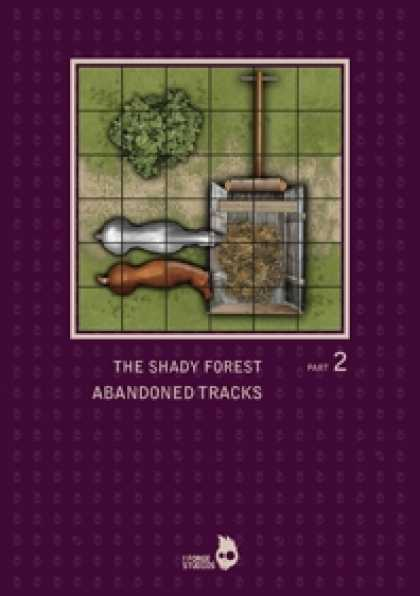 Role Playing Games - The Shady Forest Part2 - Abandoned Tracks