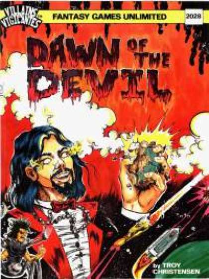 Role Playing Games - Dawn of the Devil