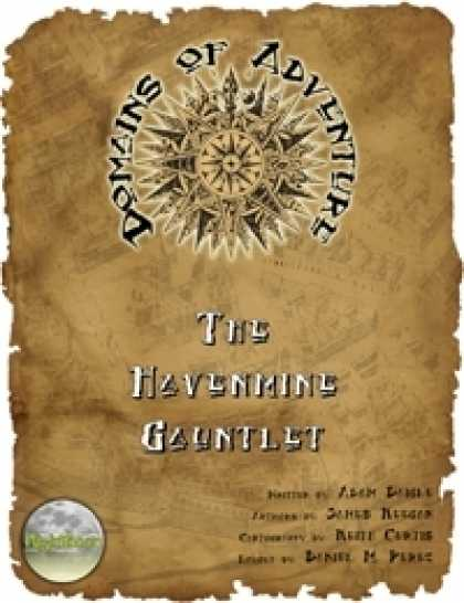 Role Playing Games - Domains of Adventure: The Havenmine Gauntlet