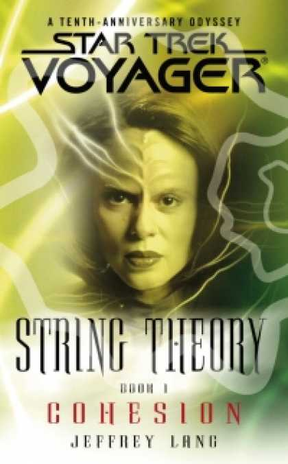 Role Playing Games - Star Trek Voyager: String Theory, Book 1: Cohesion