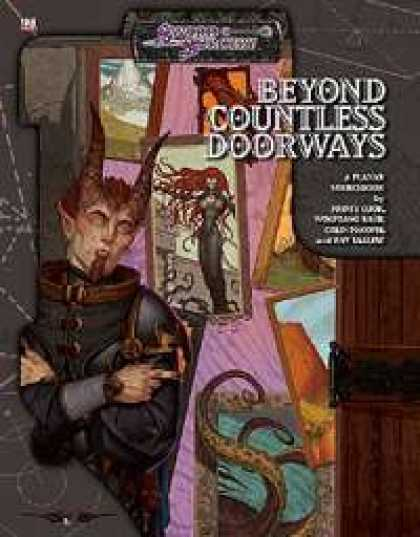 Role Playing Games - Beyond Countless Doorways