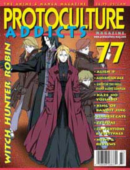 Role Playing Games - Protoculture Addicts #77