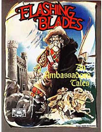 Role Playing Games - Flashing Blades: An Ambassador's Tales