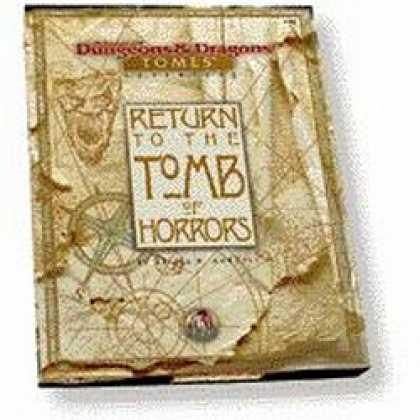 Role Playing Games - Return to the Tomb of Horrors