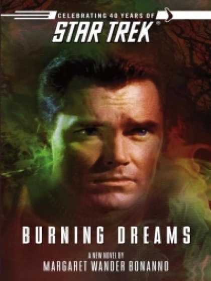 Role Playing Games - Star Trek: The Original Series: Burning Dreams
