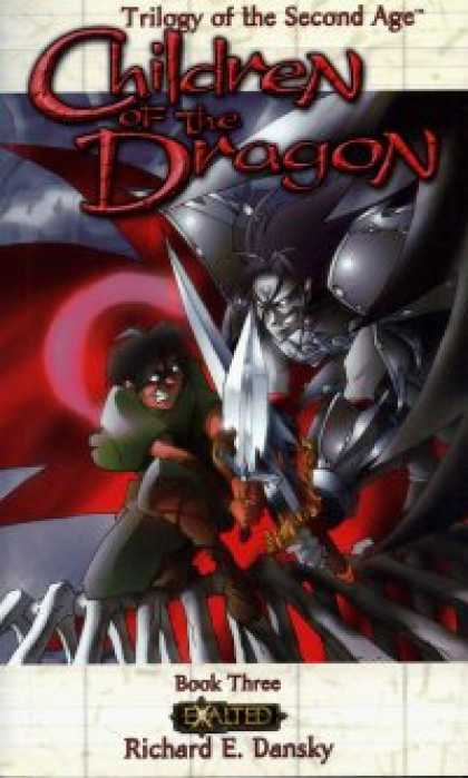 Role Playing Games - Trilogy of the Second Age Book 3: Children of the Dragon