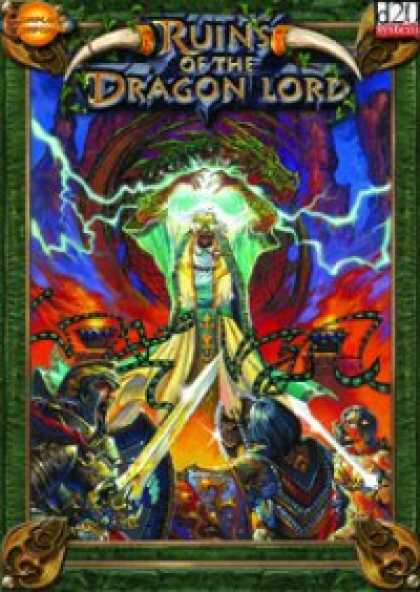 Role Playing Games - Ruins of the Dragon Lord