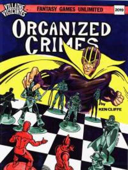 Role Playing Games - Organized Crimes