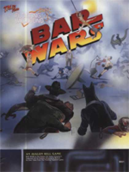 Role Playing Games - Bar Wars