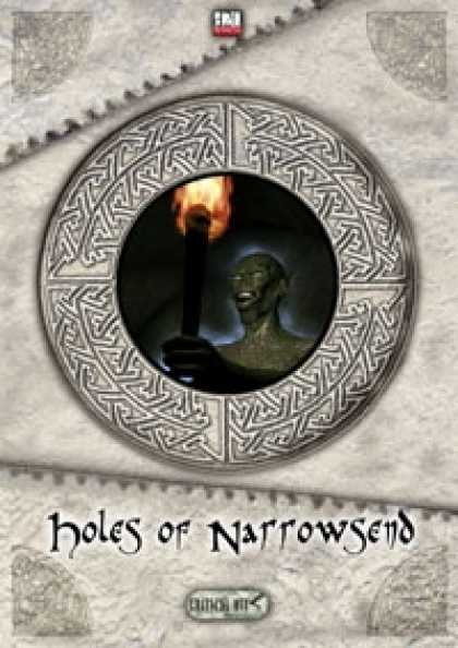 Role Playing Games - Critical Hits #23 - Holes of Narrowsend