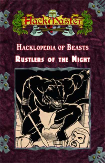 Role Playing Games - Hacklopedia of Beasts: Rustlers of the Night