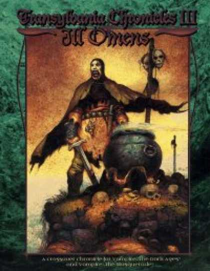 Role Playing Games - Transylvania Chronicles III: Ill Omens (WW2813)