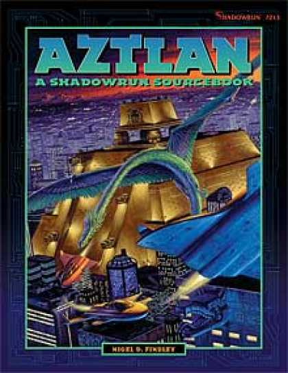 Role Playing Games - Aztlan