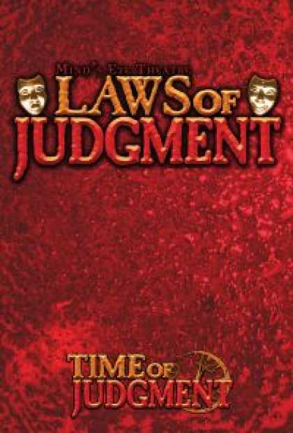 Role Playing Games - Laws of Judgment