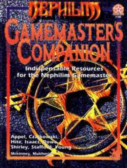 Role Playing Games - Nephilim Gamemaster's Companion