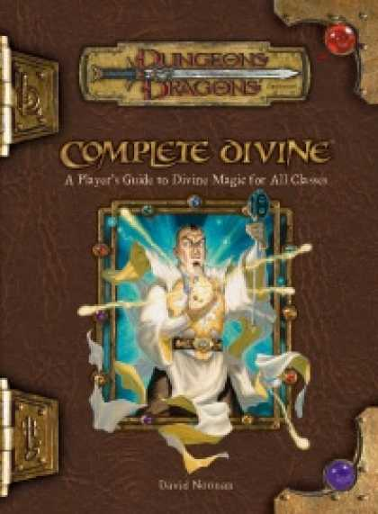 Role Playing Games - Complete Divine
