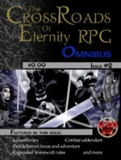 Role Playing Games - CrossRoads of Eternity RPG - Omnibus #2