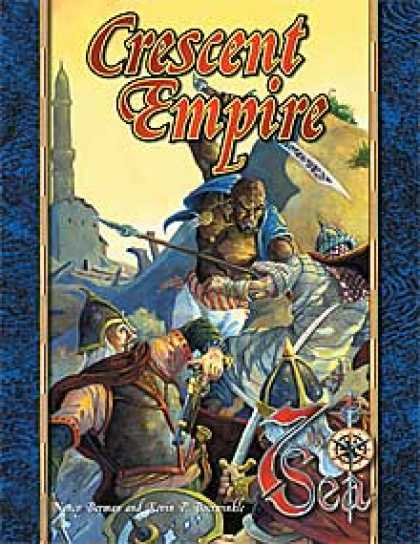 Role Playing Games - Crescent Empire
