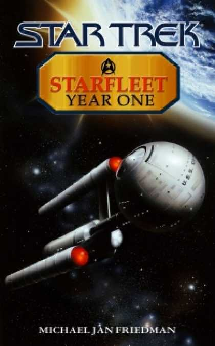 Role Playing Games - Star Trek: The Original Series: Starfleet Year One