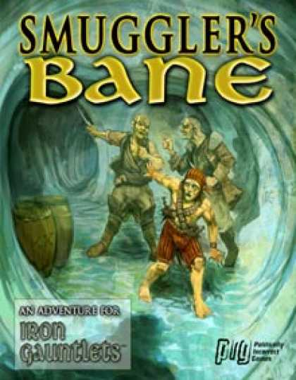 Role Playing Games - Smuggler's Bane (for Iron Gauntlets)