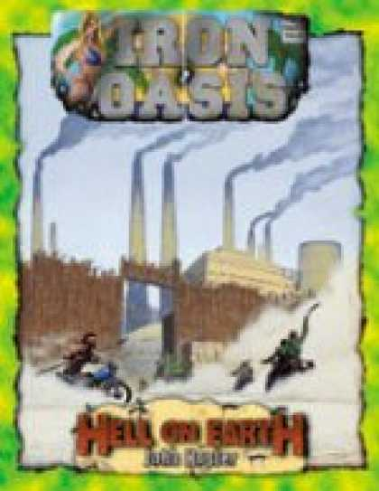 Role Playing Games - PEG6013 Iron Oasis