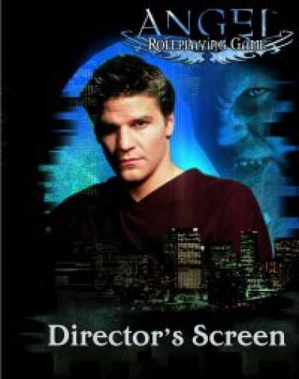 Role Playing Games - Angel Director's Screen