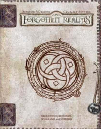 Role Playing Games - Forgotten Realms Campaign Setting