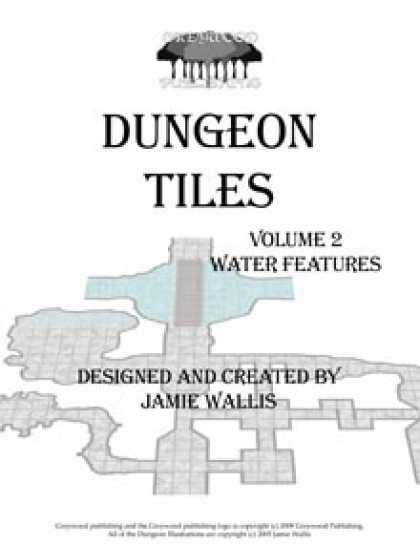 Role Playing Games - Dungeon Tiles - Volume 2