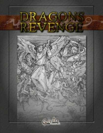 Role Playing Games - Dragon's Revenge