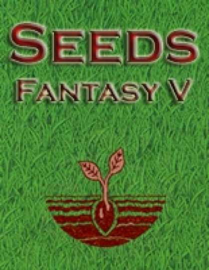 Role Playing Games - Seeds: Fantasy V