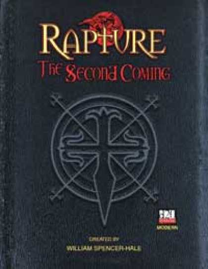 Role Playing Games - Rapture: The Second Coming