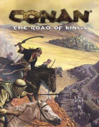 Role Playing Games - The Road of Kings