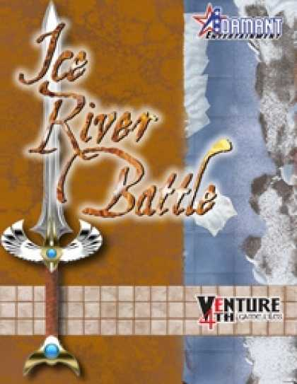 Role Playing Games - Venture 4th: Ice River Battle