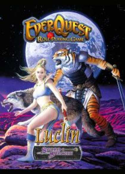 Role Playing Games - EQ rpg: Luclin