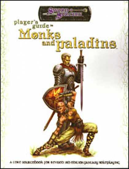 Role Playing Games - Player's Guide to Monks and Paladins