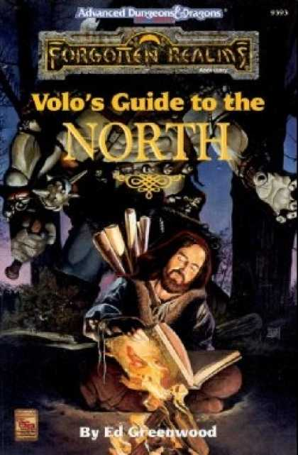 Role Playing Games - Volo's Guide to the North