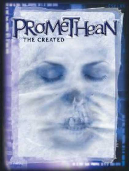 Role Playing Games - Promethean: The Created Promo