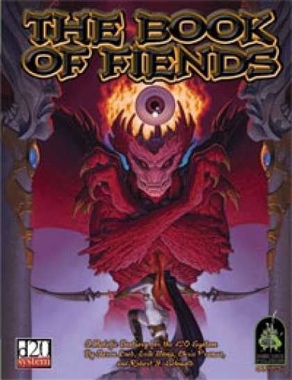 Role Playing Games - Book of Fiends